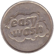 Jeton de lavage automobile - Easy Wash – revers