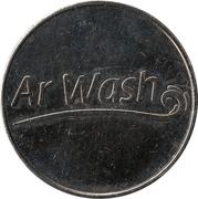 Jeton de lavage automobile - Ar Wash – revers