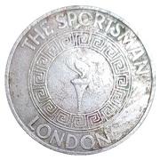 Jeton de casino - The Sportsman London Queen Elizabeth 2 – avers