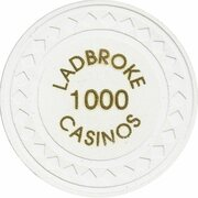 Jeton de casino - Ladbroke Casinos (1000) – avers