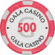 Jeton de casino - Gala Casino (500) – revers