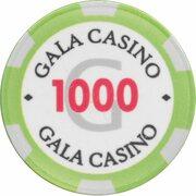Jeton de casino - Gala Casino (1000) – revers