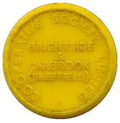 1 Pint - Brightside & Carbrook Sheffield CSL (Yorkshire] -  avers