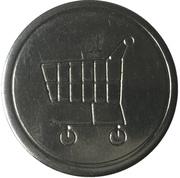 Jeton de chariot (23 mm) – avers