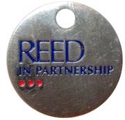 Jeton de chariot - Reed in Partnership – avers