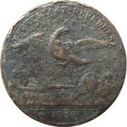 Medal - Frederick King of Prussia (Protestant Defender) – revers