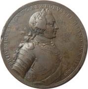 Medal - Seven Years War Battle of Prague  – avers
