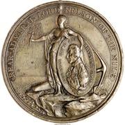 Medal - Battle of the Nile Davison's – avers