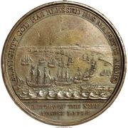 Medal - Battle of the Nile Davison's – revers