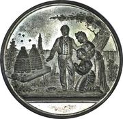 Medaille de prix pour apiculture – avers