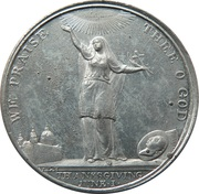 Medal - Preliminaries for the Peace of Amiens – revers