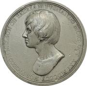 Médaille - Mort de Nelson – avers
