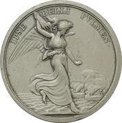 Médaille - Mort de Nelson – revers