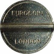 Eurocoin/London (Fairplay) – avers