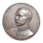 Lieut. Colonel Curzon Wyllie Memorial Medal Marlborough College – avers