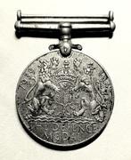 The Defence Medal 1939-1945, United Kingdom campaign medal – revers