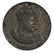 Medal - Coronation Edward VII 1902 (Dudley) – avers