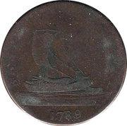 1 shilling (John Pinkerton) – avers