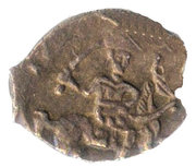 Denga - Ivan IV – avers