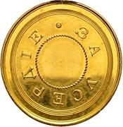 Medal - Alexander III (For zeal) – revers