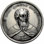 Medal - Grand Duke Daniil Alexandrovich, 1296 (31) – avers
