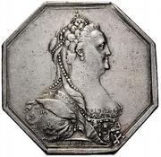 Medal - Catherine II (For usefulness) – avers