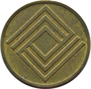 Game Token - Igma Game Hall (27 mm) – revers