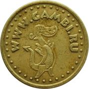 Gambi.ru - Play Token – avers