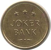 Game Token - Jocker Bank – revers