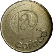 Coffee Machine Token - Coinco – avers