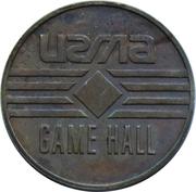 Game Token - Igma Game Hall (24 mm) – avers