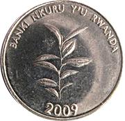 20 Francs (Type 2 légende) – revers