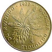 20 francs – avers