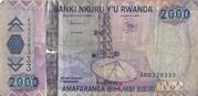 2000 Francs – avers