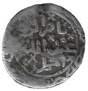 ½ Dirham - Abu Mahally al-Mahdi – avers