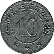 10 pfennig - Saar-Buckenheim (Sarre-Union [67]) – revers