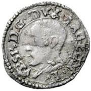 1 Sesino - Vespasiano I Gonzaga – avers