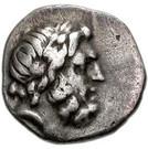 Drachm (Sagalassos) – avers