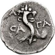 Drachm (Sagalassos) – revers