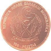 100 Pesetas -  avers