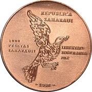 1000 pesetas (Liberté, souveraineté, paix) – revers