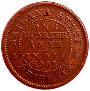 ¼ anna (Jaswant Singh) – revers