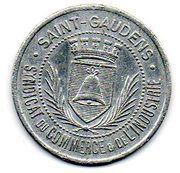 25 centimes - Syndicat du Commerce - Saint Gaudens [31] – avers