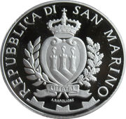 5 euros Giovanni Bellini -  avers