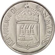 100 Lires – avers