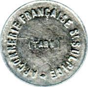 2 Francs - Arçonnerie Française - St Sulpice [81] – avers