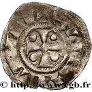 Denier - Hervé III de Donzy – revers