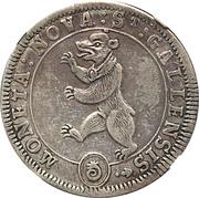 30 Kreuzer / ½ Gulden – avers