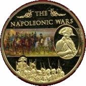 25 Pence - Elizabeth II (Bataille d'Iéna) – revers