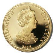 25 Pence - Elizabeth II (Sea Life) – avers
